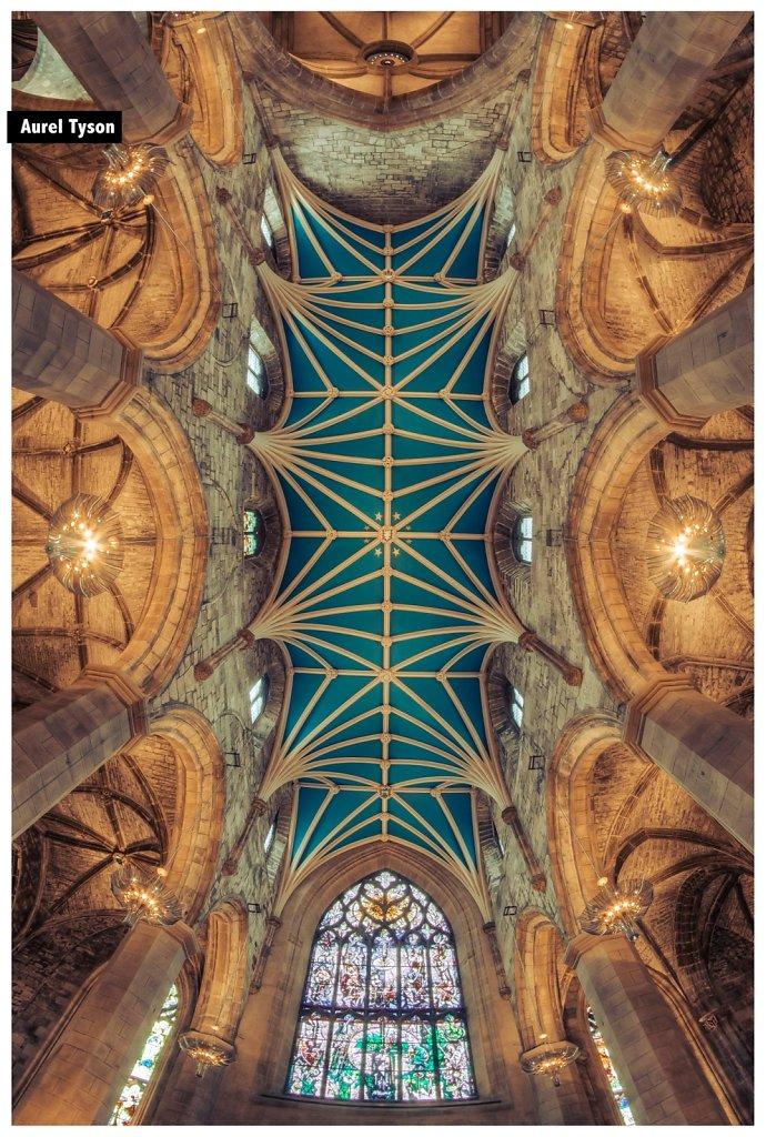 Cathédrale Saint Gilles, Edimbourg