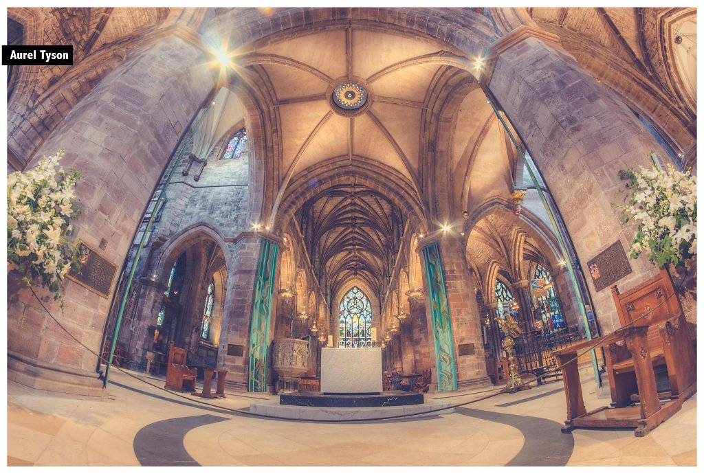 Cathédrale Saint Giles, Edimbourg